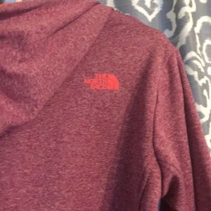 The North Face Tops - North face sweat shirt.